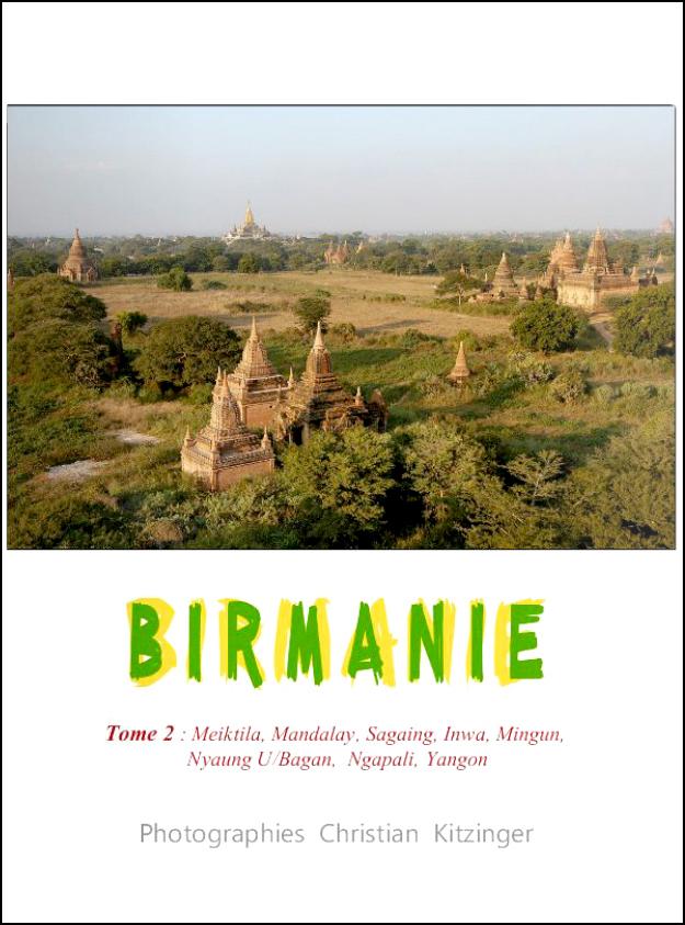 Birmanie Tome 2