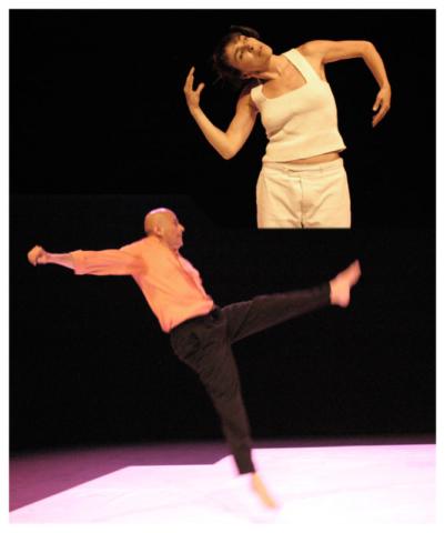 Saulle & Vargas Théâtre du Pavé Toulouse 2004