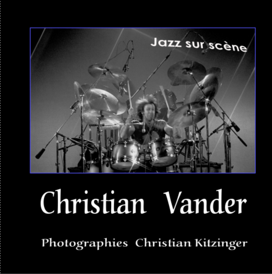 Livret Christian Vander