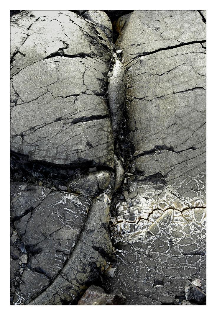 Coulée de lave Sainte-Rose