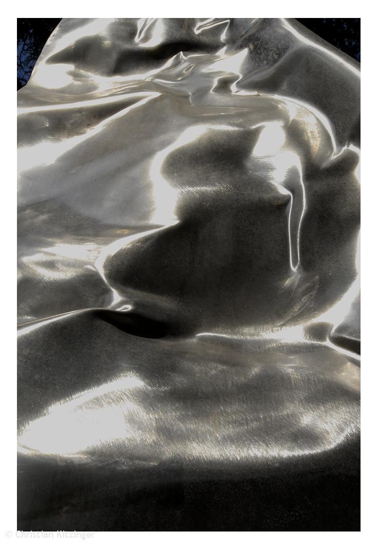 Sculpture d'Alain Vuillemet