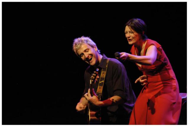 Nicolas Dimier & Emilie Perrin 2007
