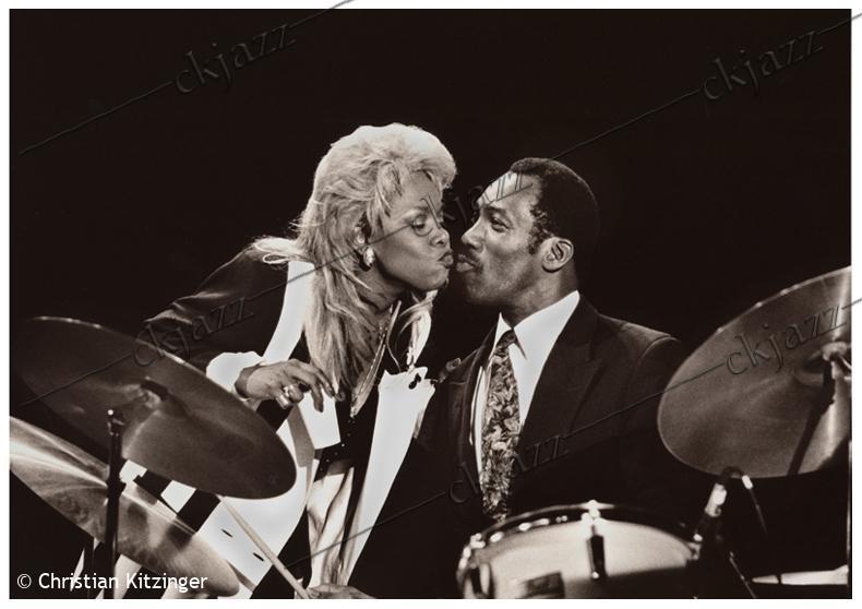 La Velle & Alvin Queen Albi 1993