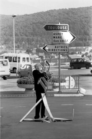les Hommes en noir  Saint-Gaudingue 1993
