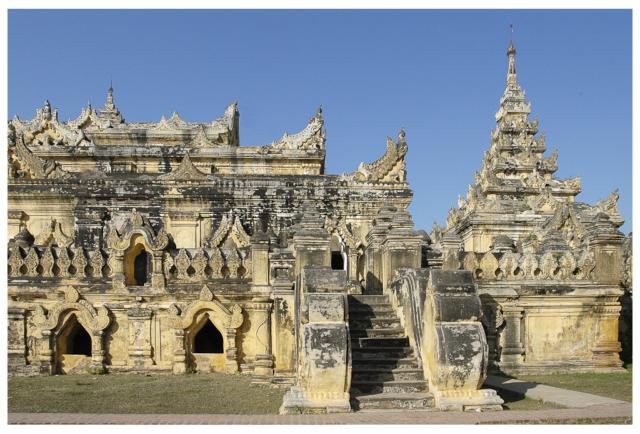 Inwa 2006 Kyaung Maha AungMye Bonzan
