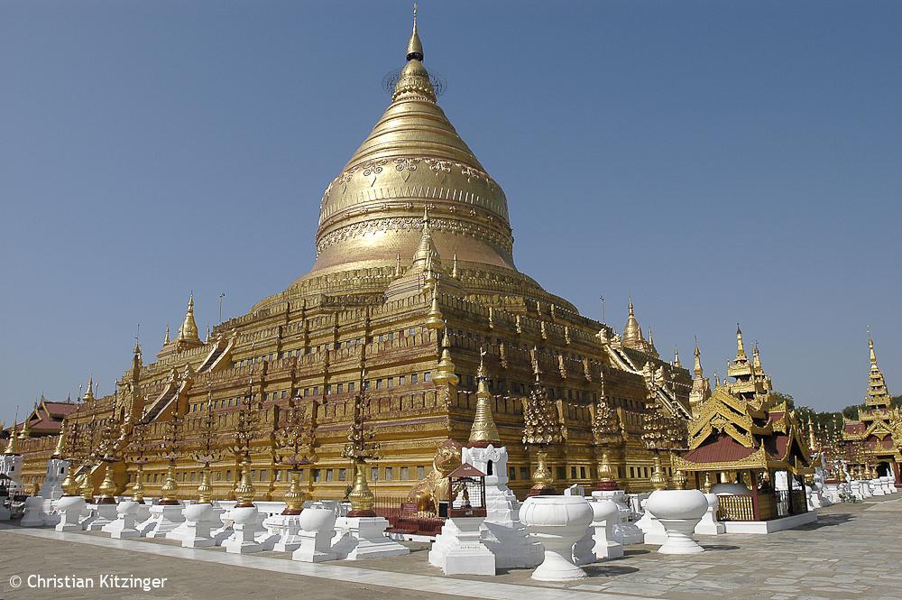 Pagode Shwe Zigon