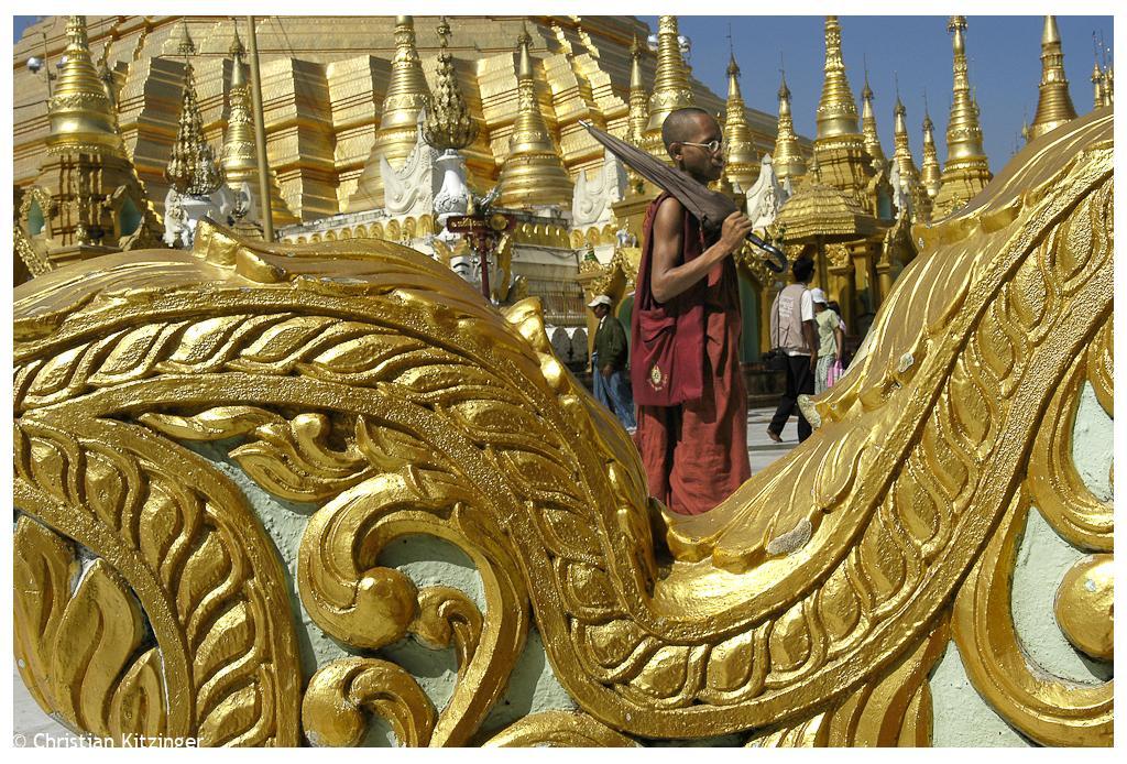 Yangon 2006, Paya Shwedagon