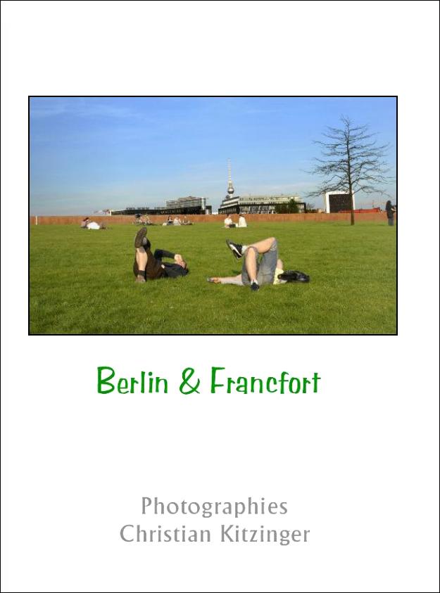 BERLIN & FRANCFORT