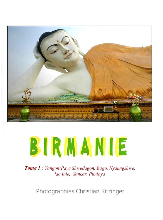 BIRMANIE Tome 1