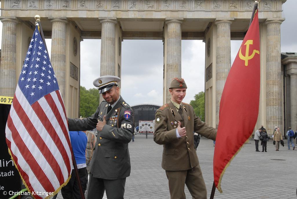Porte de Brandebourg Berlin 2008