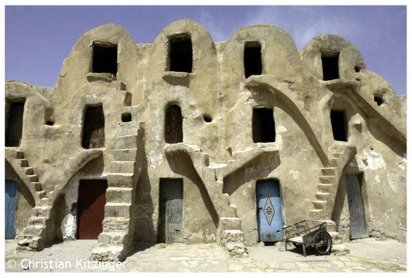Ksar Matmata Tunisie 2004