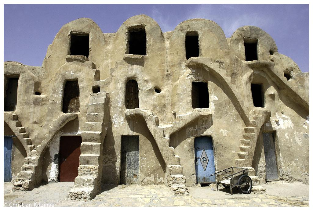 Matmata-Ksar- Tunisie