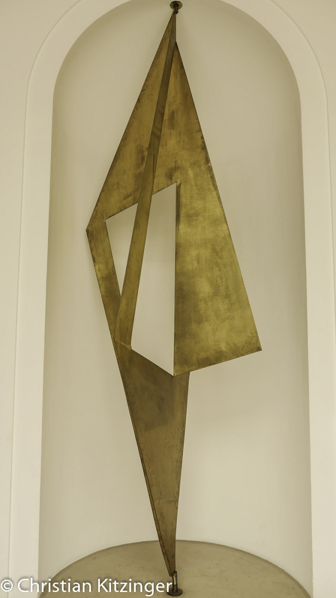 Francis Pellerin- Structure, 1956