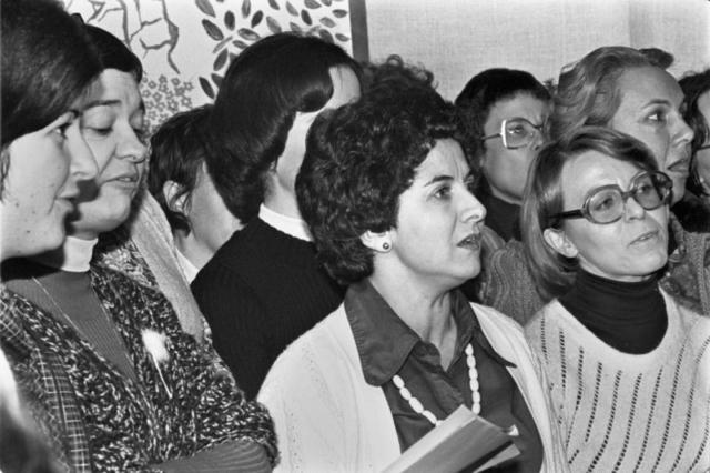 Soirée chorale MJC St Sulpice 1977