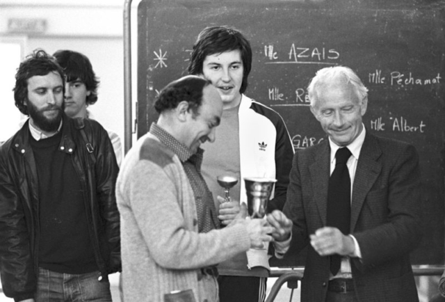 MJC St Sulpice 1982