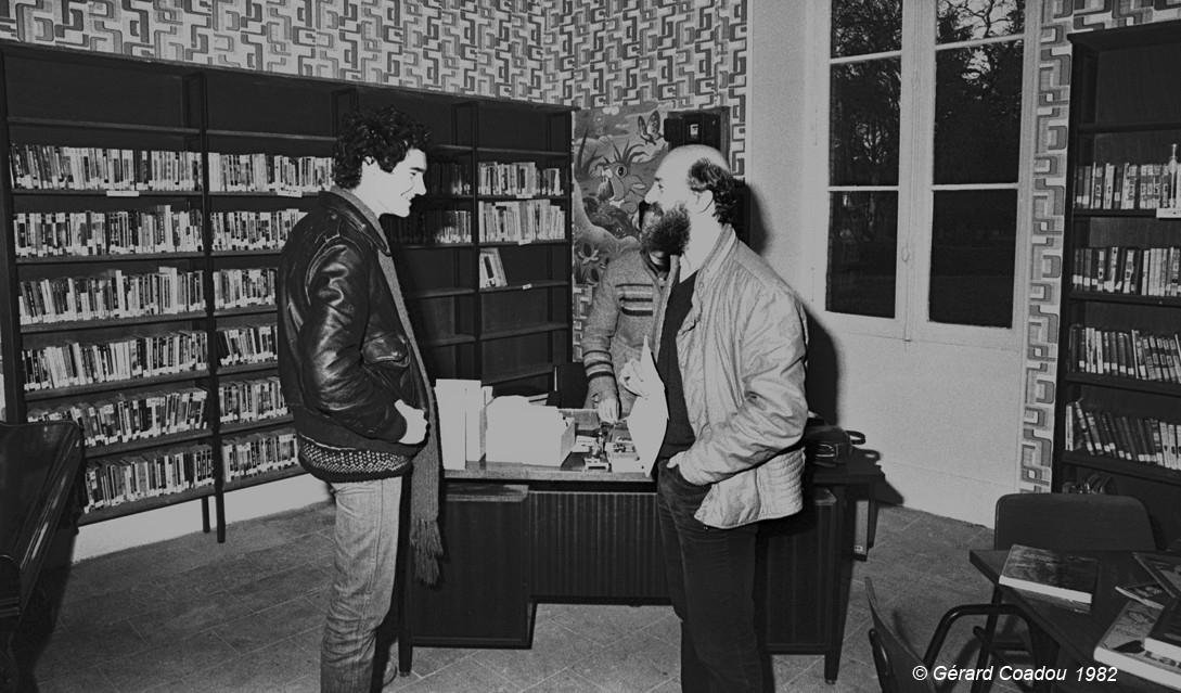 biblio MJC St Sulpice 1982
