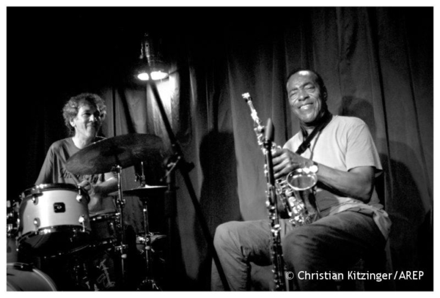 Christian Ton Ton Salut & Sonny Simmons