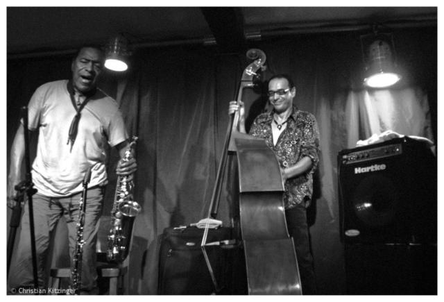 Sonny Simmons & Akim Bournane