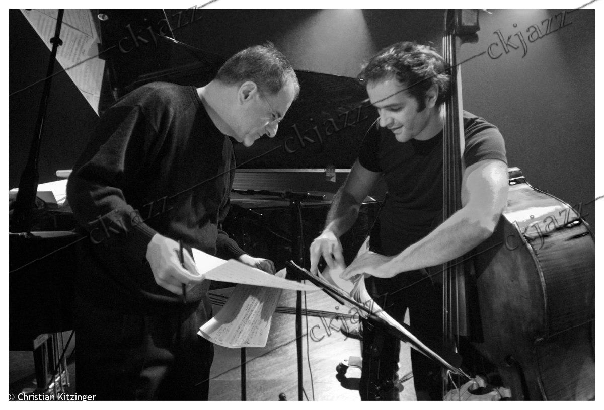 Enrico Pieranunzi & Julien Duthu