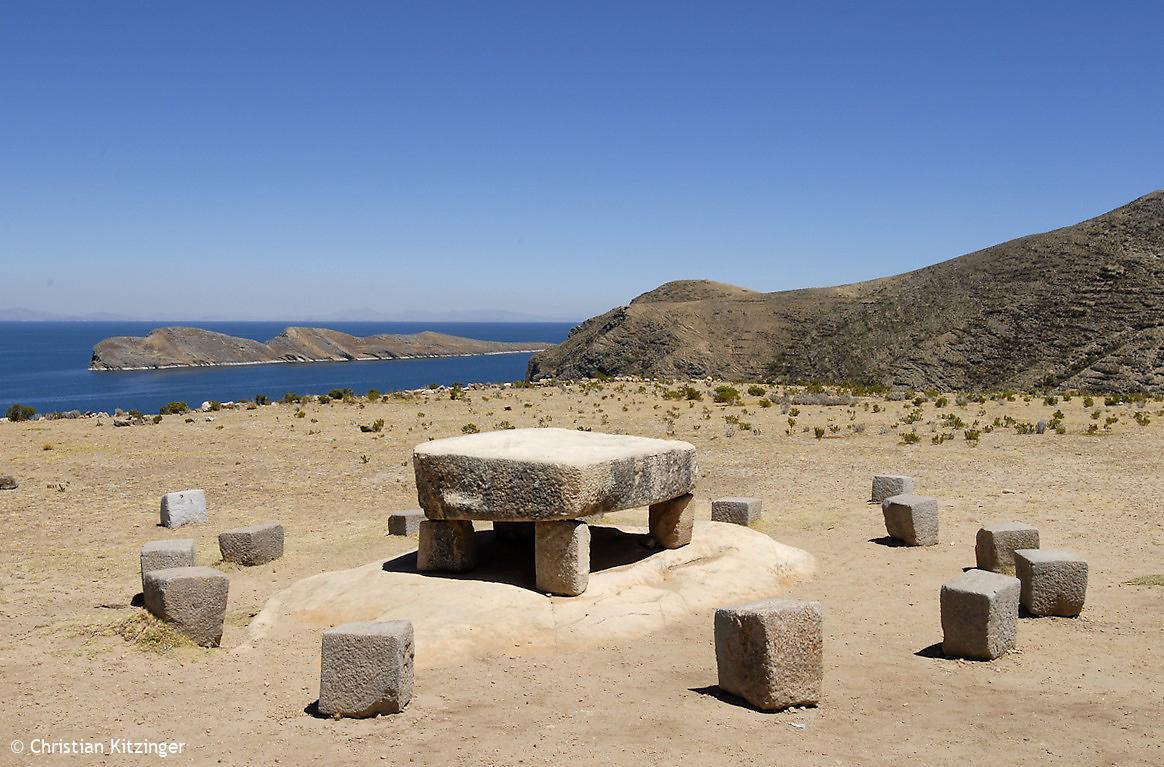 Isla del Sol sur Lac Titicaca Bolivie 2010