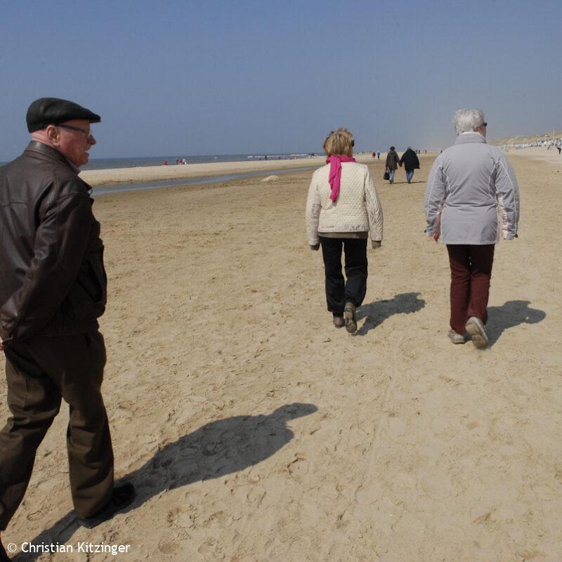 plage de Egmond aan Zee