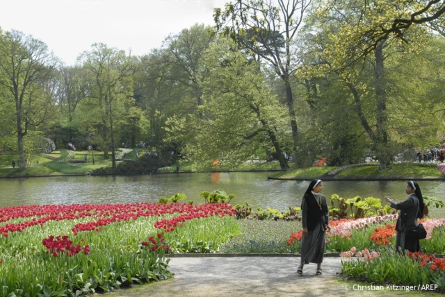 Keukenhof 2013 (Parc floral)