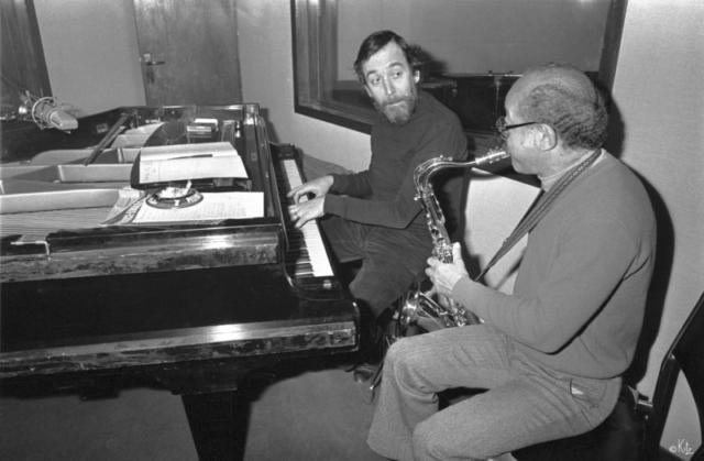 Guy Lafitte et Marc Hemmeler Toulouse 1984