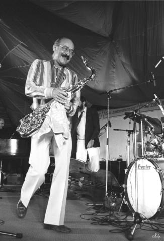 Guy Lafitte Marciac 1984
