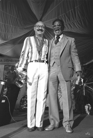 Guy Lafitte Clark Terry Marciac 1984
