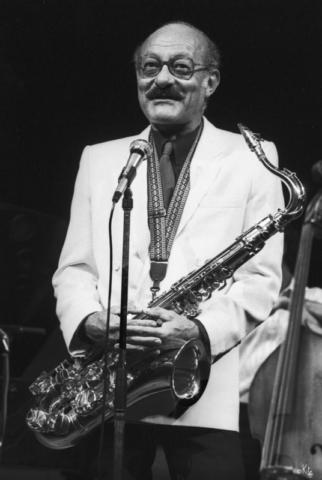 Guy Lafitte Marciac 1985