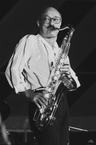 Guy Lafitte Marciac 1987