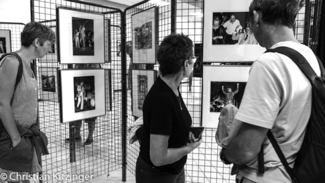 Expo photographies d'archives Kitz 1983-84 /Jazz in Marciac memories