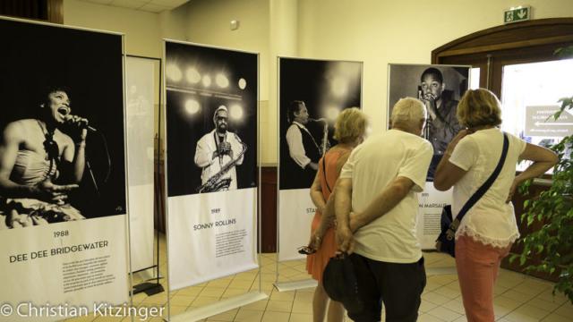 Expo 40 ans Jazz in Marciac
