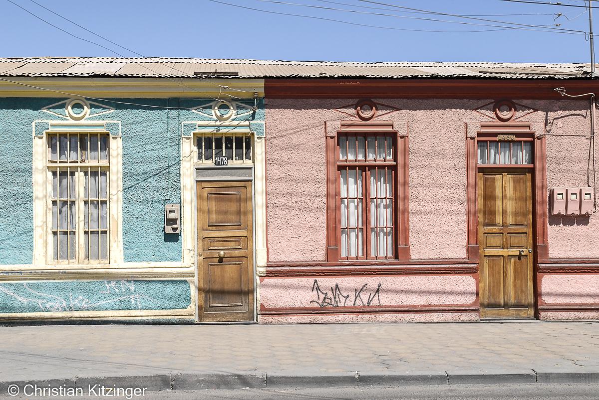 De San Pedro de Atacama à Calama Chili 2010