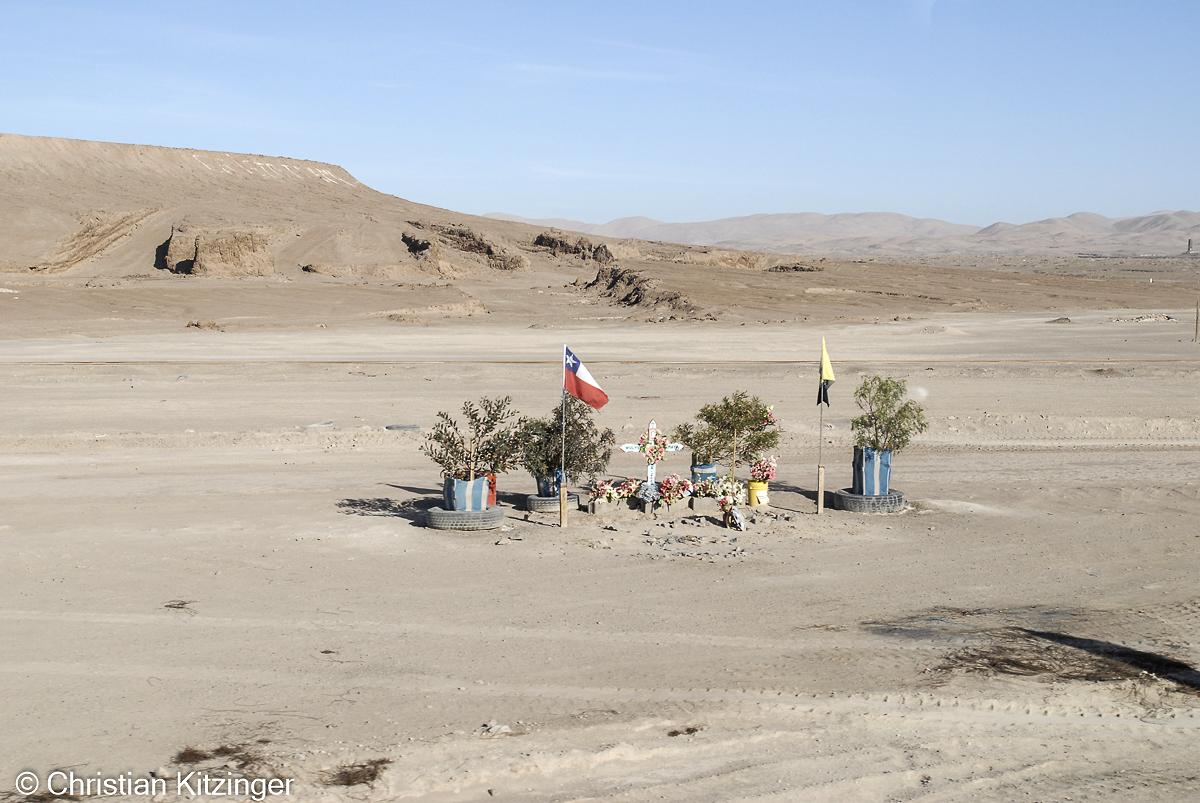 Entre Iquique et Arica Chili 2010