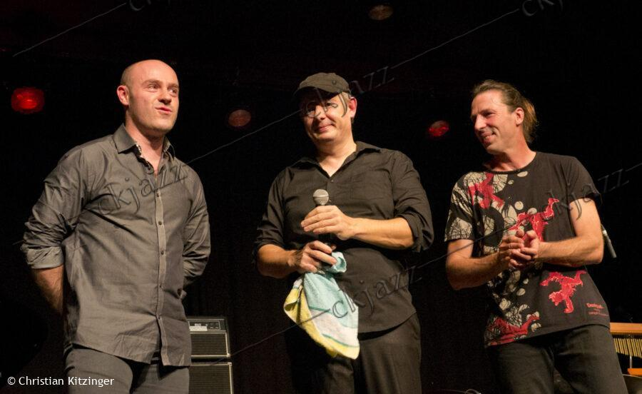 Trio Gérard Poncin Conilhac Corbières 2014