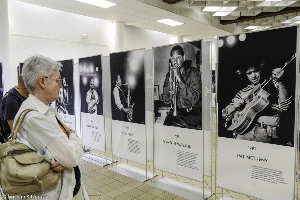 Expo Jazz in Marciac memories 2019 (années 1984/85)