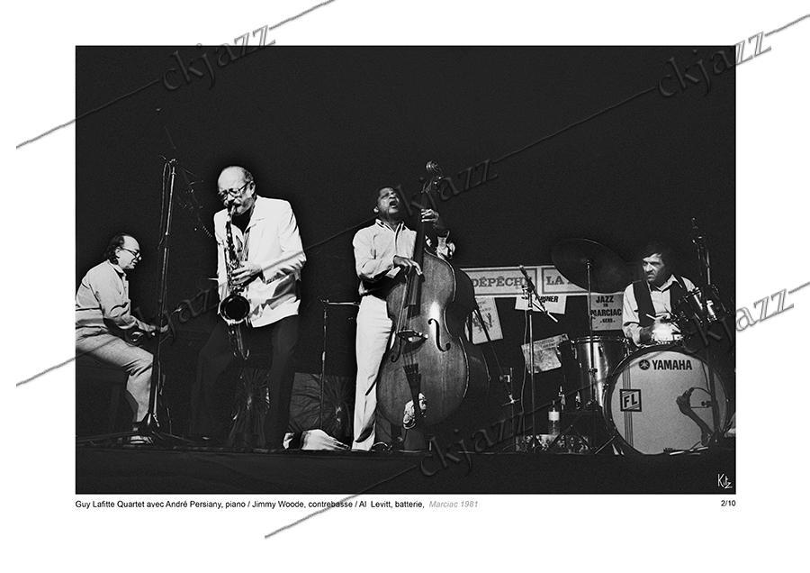 Guy Lafitte Quartet