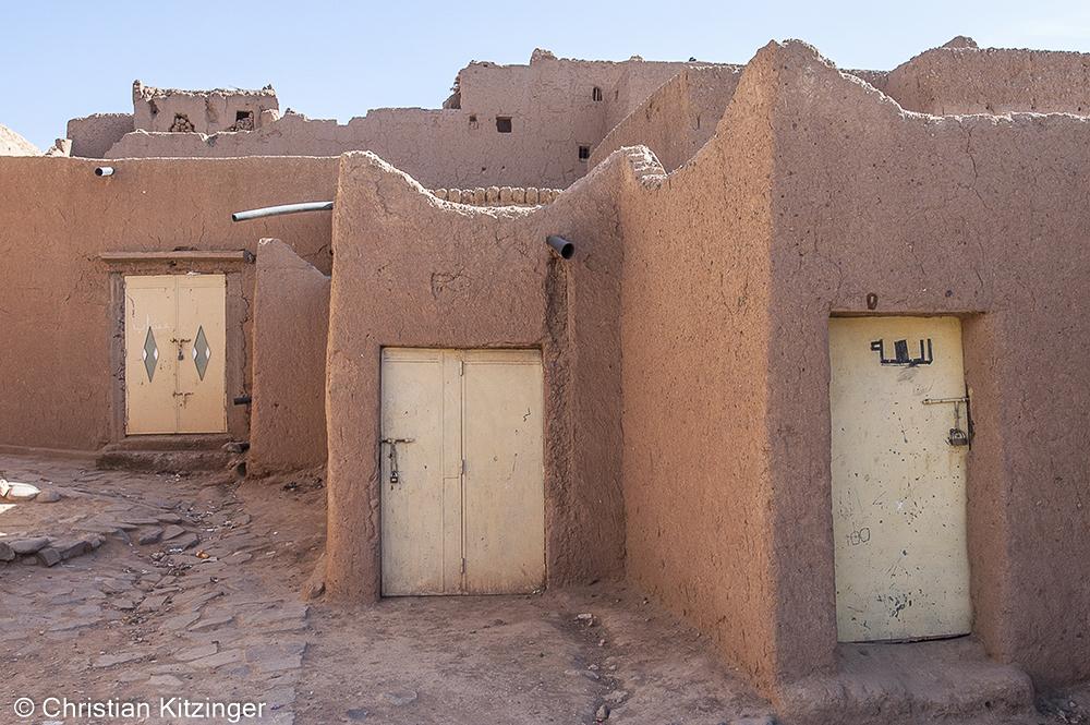 Entre Zagora et Ouarzazate
