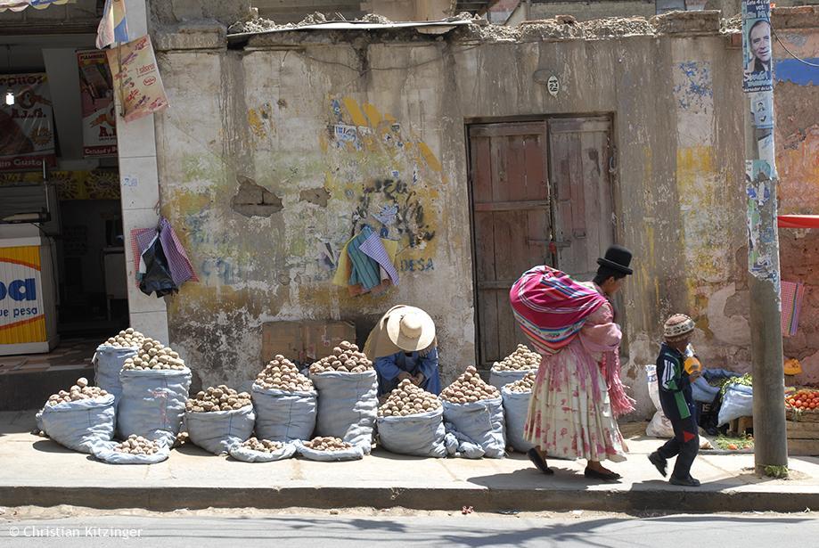 La Paz Bolivie 2010