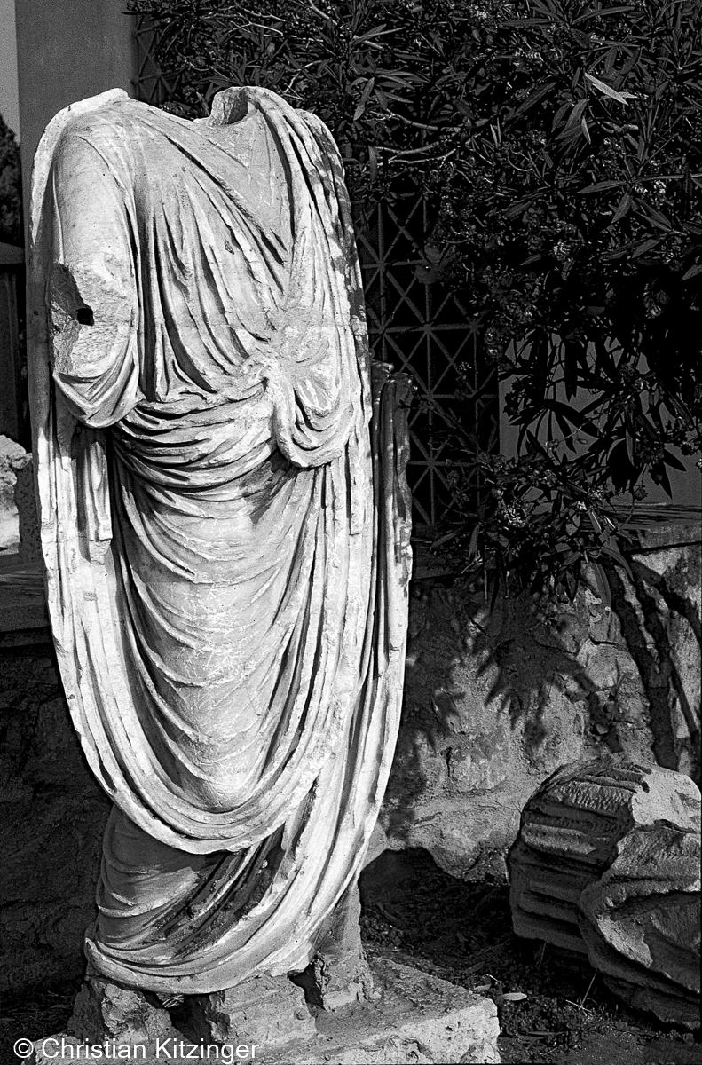 Musée du sanctuaire d'Esculape à Epidaure Grèce
