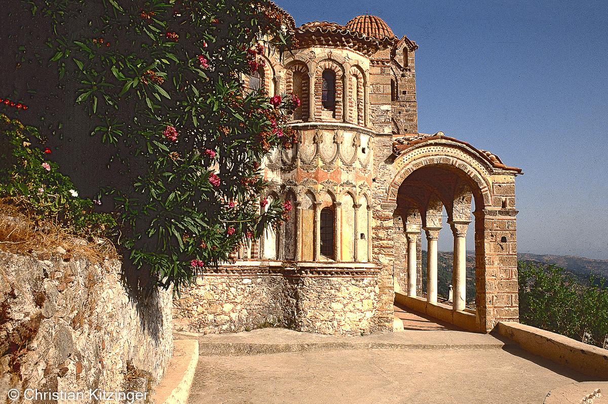 Mystra - Grèce