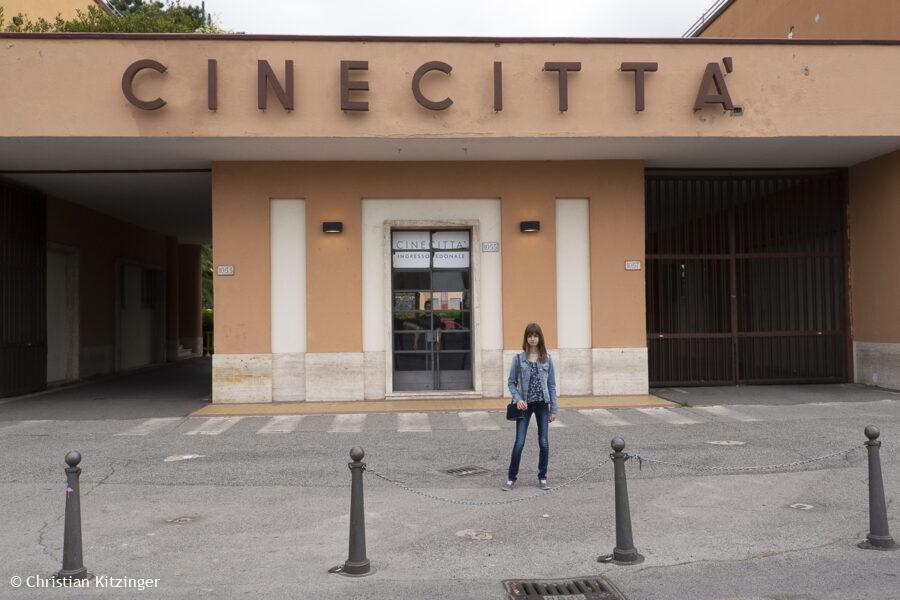 Cinecitta' Studios