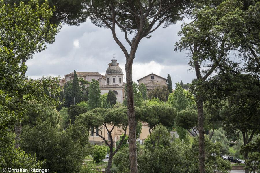 Basilique des Saints Jean et Paul Célius