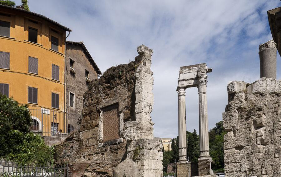 Temple d'Apollon Sosius
