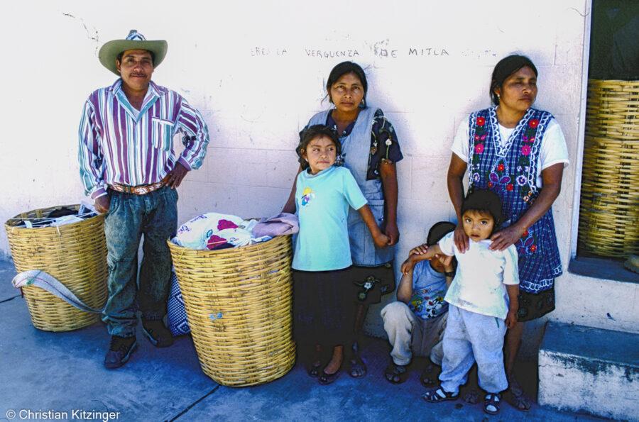 Mitla Mexique