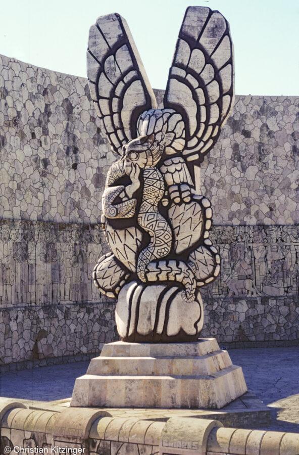 Monumento a la Patria à Merida