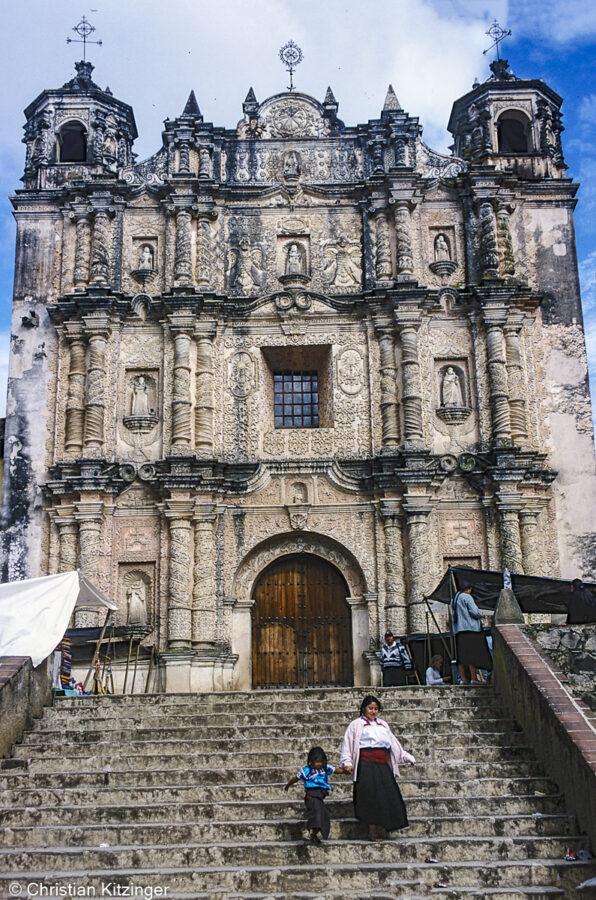 Santo Domingo San Cristobal de Las Casas