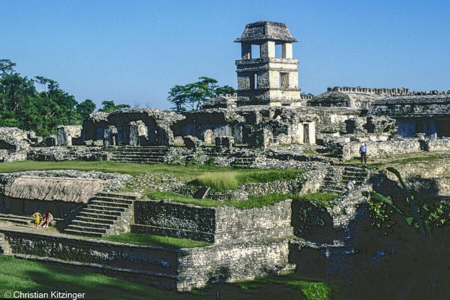 Site archéo Palenque