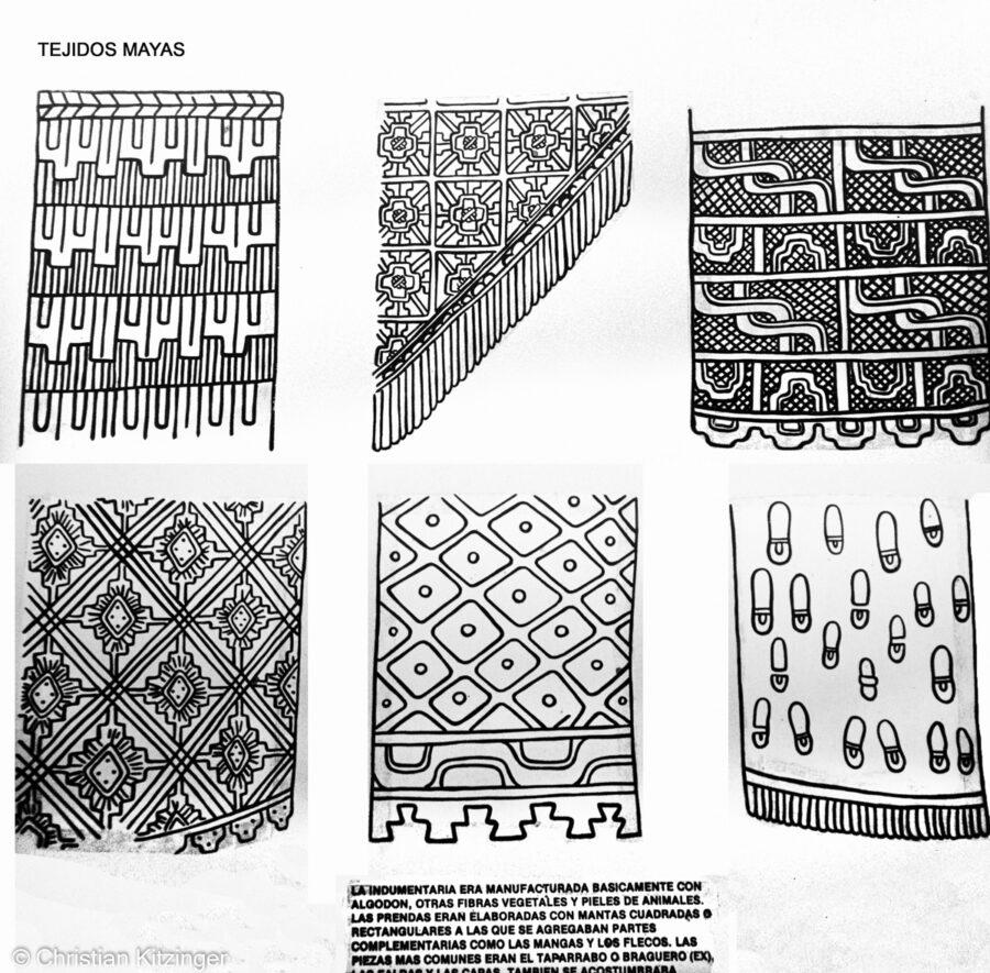 Tejidos mayas